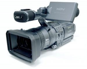 Sony HDRFX1 Digital Videocamera