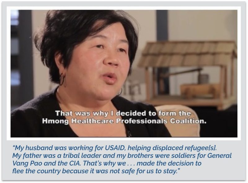 Oral History Interview with Mao Her. Center for Hmong Studies Oral History Project. Minnesota Digital Library. https://dp.la/item/437a5d1238e532e34facc999f71cf1d7