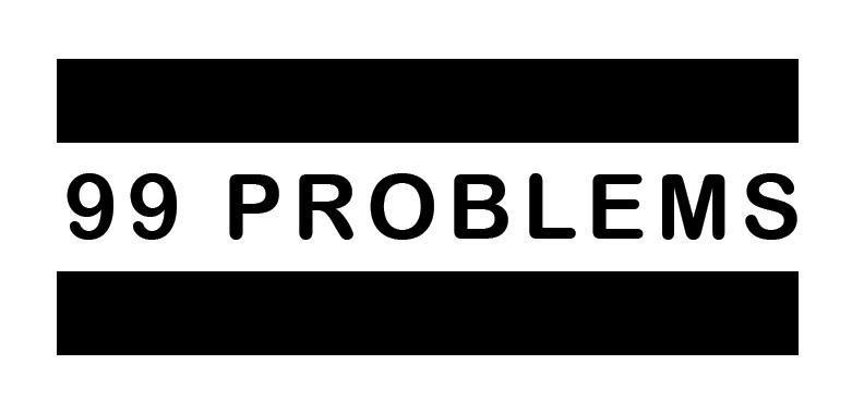 99 Problems Logo
